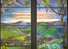 Glas-in-lood / Stained glass