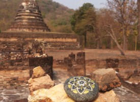 Travel Stones in Thailand