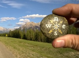 Travel Stones in Canada