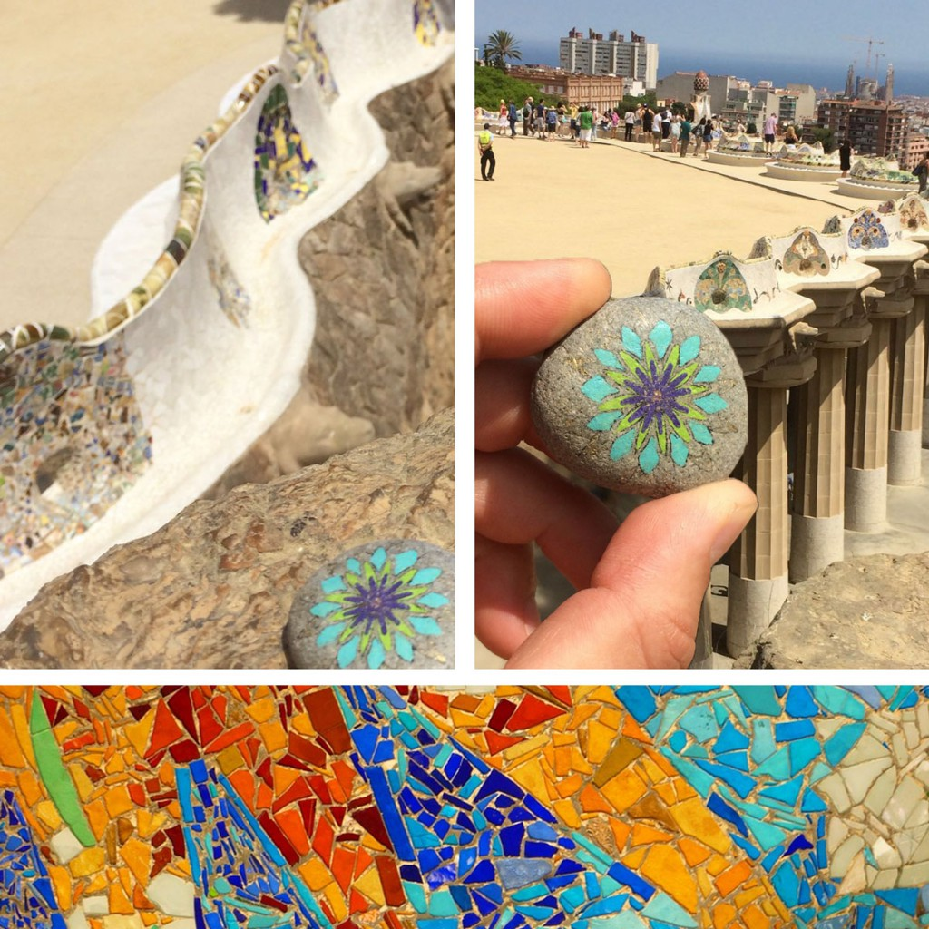 collage-parque-guell