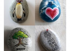 Custom Travel Stones